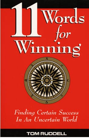 11 Words for Winning (Soft Cover)
