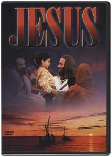 Jesus Video – Adult Version in DVD format  (By Campus Crusade for Christ)