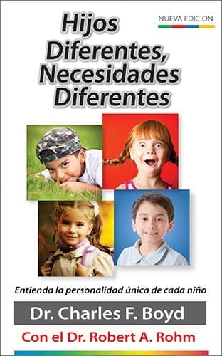 Hijos Diferentes, Necesidade Diferentes- Different Children/Needs
