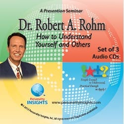 How to Understand Yourself and Others – 3 Audio CD Set