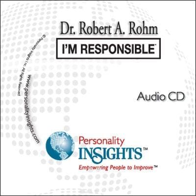 I'm Responsible CD B