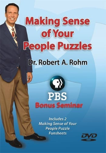 Making Sense Of Your People Puzzle DVD – PBS Special