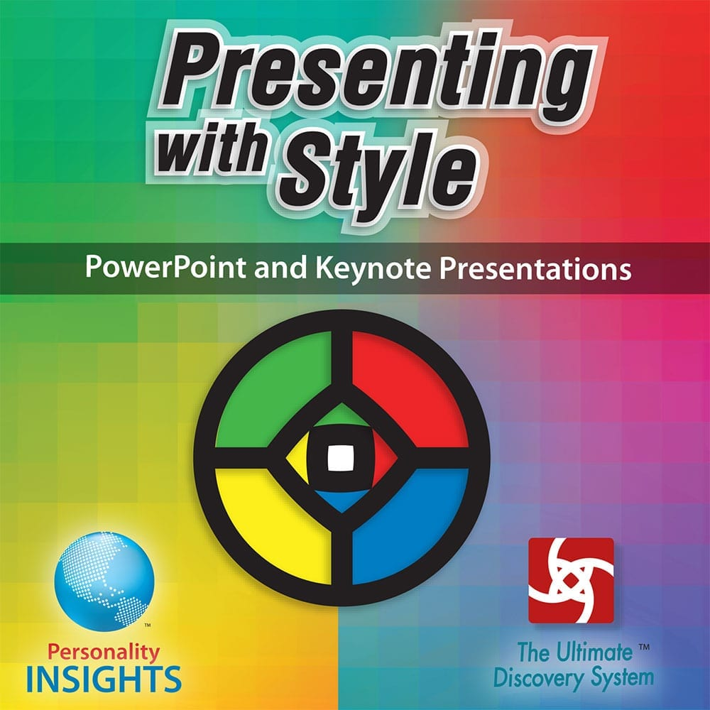 Power Point & Keynote Presentation For English Presenting With Style
