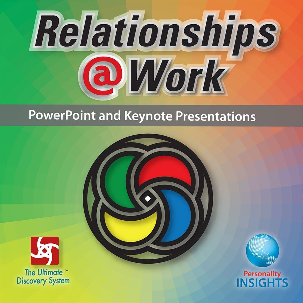 Power Point & Keynote Presentation For Relationship @ Work