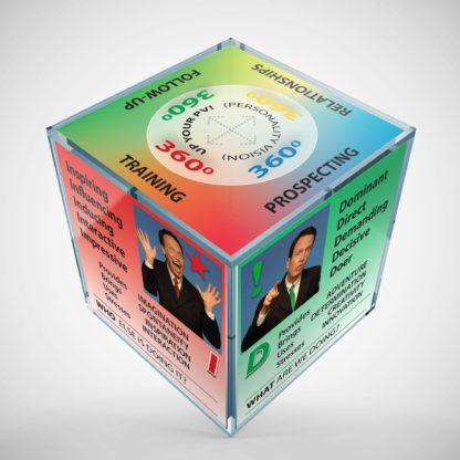 personality cube