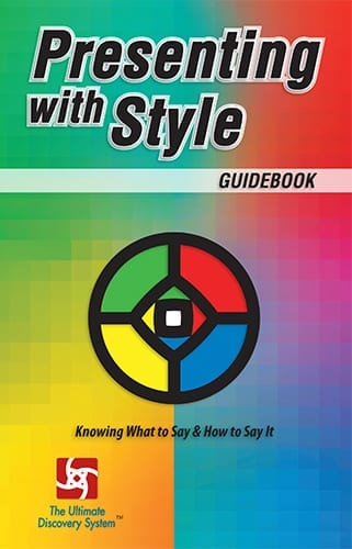 Presenting With Style - Booklet