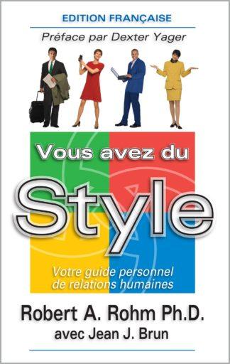French – Vous avez du Style (You've Got Style)
