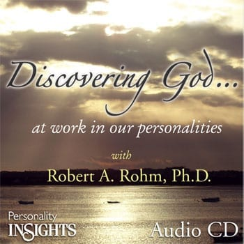 Discovering GOD - Audio CD