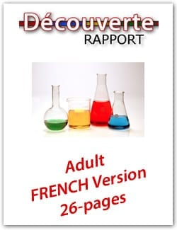 FRENCH Adult DISC Personality Profile (26-pages), Rapport Decouverte - Discovery Report