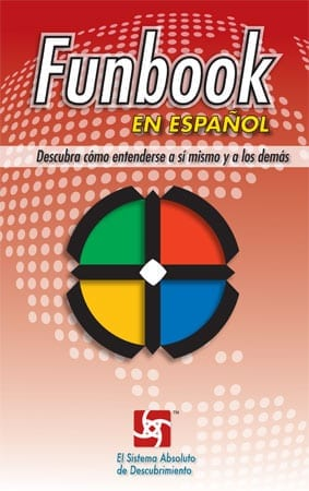 Funbook - Libro trabajo para conferencias Funbook -  Spanish Version
