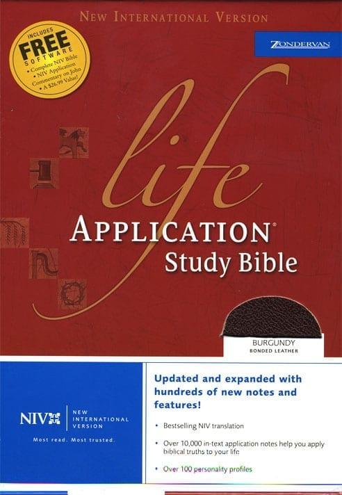 Life Application Study Bible