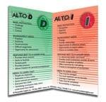 Spanish - Rotafolio DISC De Bolsillo - Pocket Flip Chart