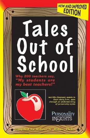 Tales Out of School - Stories of Teacher's Success Revised
