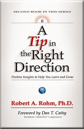 A Tip in the Right Direction – Vol. II