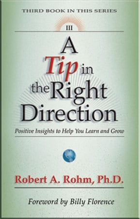 A Tip in the Right Direction – Vol. III