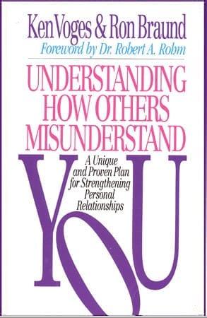 Understanding How Others Misunderstand You-In-depth
