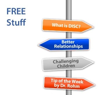 free disc personality resources