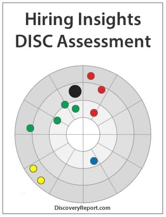 Hiring Insights DISC Profile For Job Matching