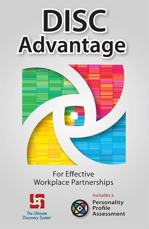 Disc Advantage Booklet