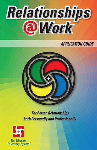 relationships at work booklet / workbook