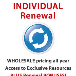 Consultant Renewal 2015 – Individual ($97)