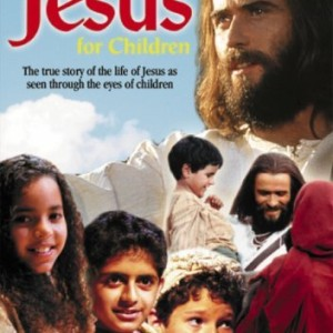 Jesus Video – Child Version In DVD Format  (By Campus Crusade For Christ)