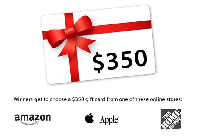 gift card for renewal