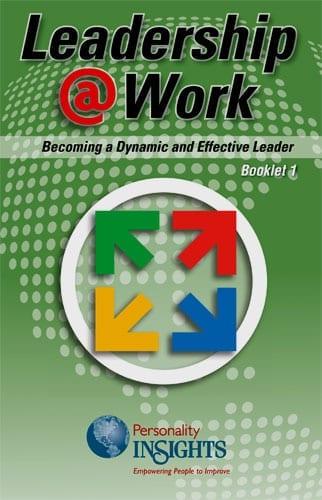 Leadership @ Work - Booklet 1