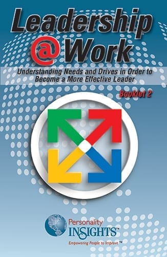Leadership @ Work – Booklet 2