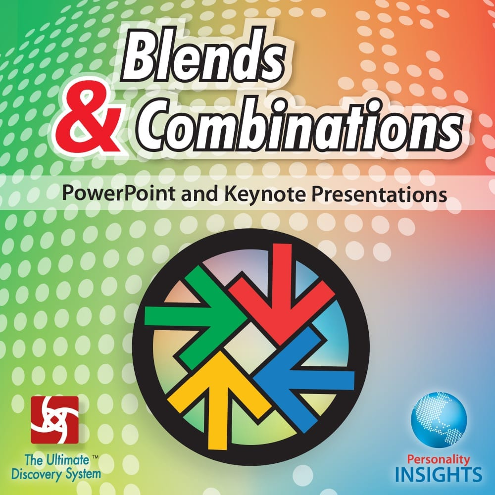 Power Point & Keynote Presentation For Blends & Combinations