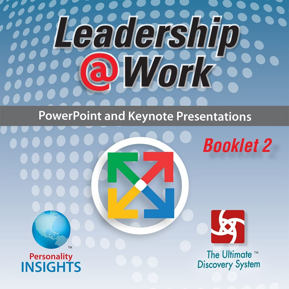 Power Point & Keynote Presentation For English Leadership@Work Booklet 2