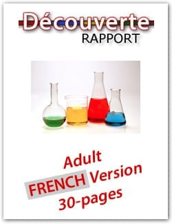 FRENCH Adult DISC Personality Profile (30-pages), Rapport Decouverte – Discovery Report