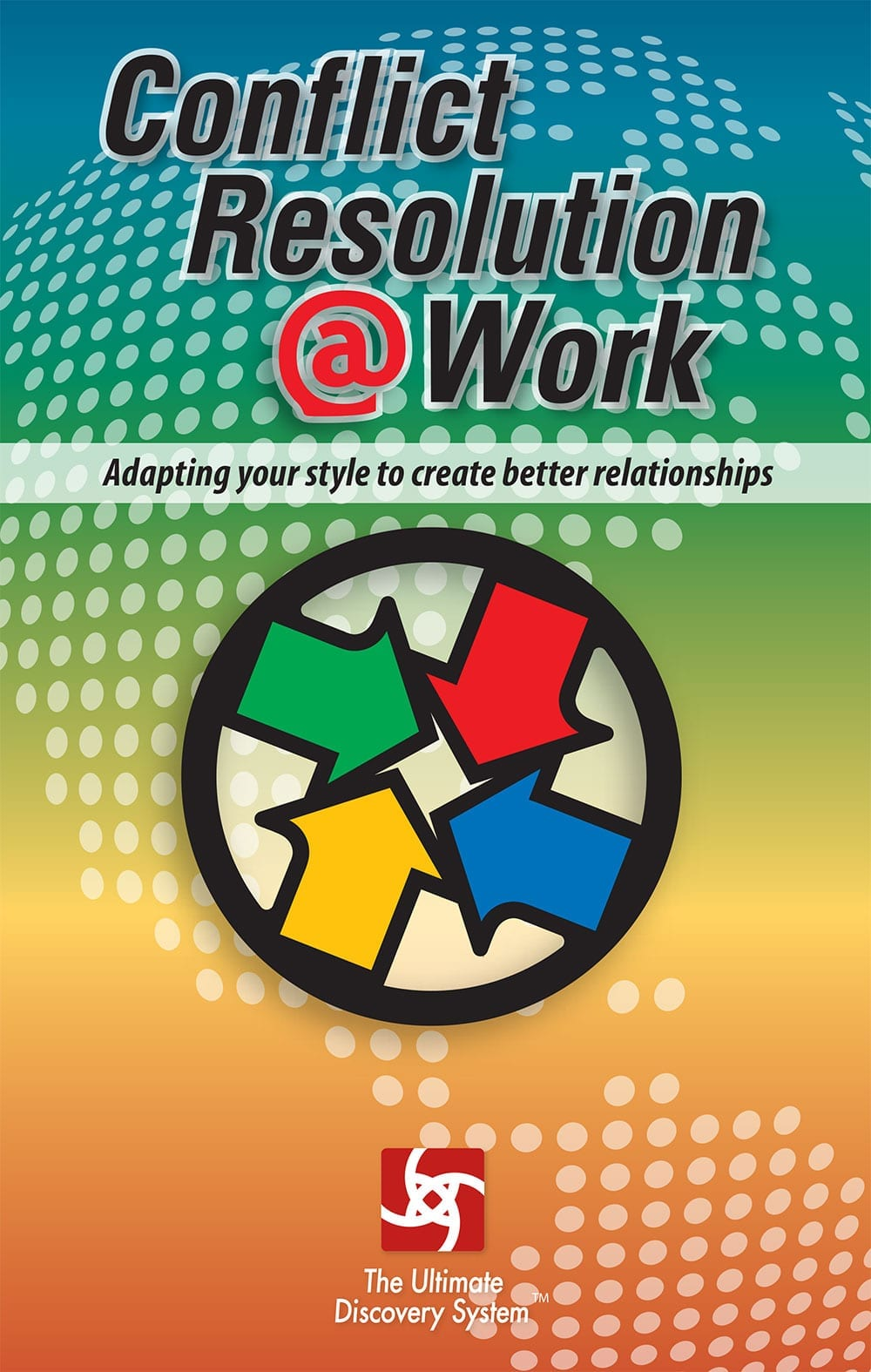 Conflict Resolution @ Work Booklet