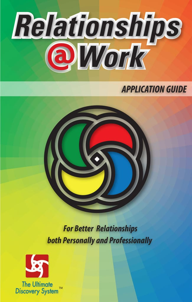 relationships @ work booklet