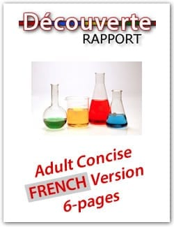 FRENCH Adult DISC Personality Profile (6-pages), Rapport Decouverte – Discovery Report