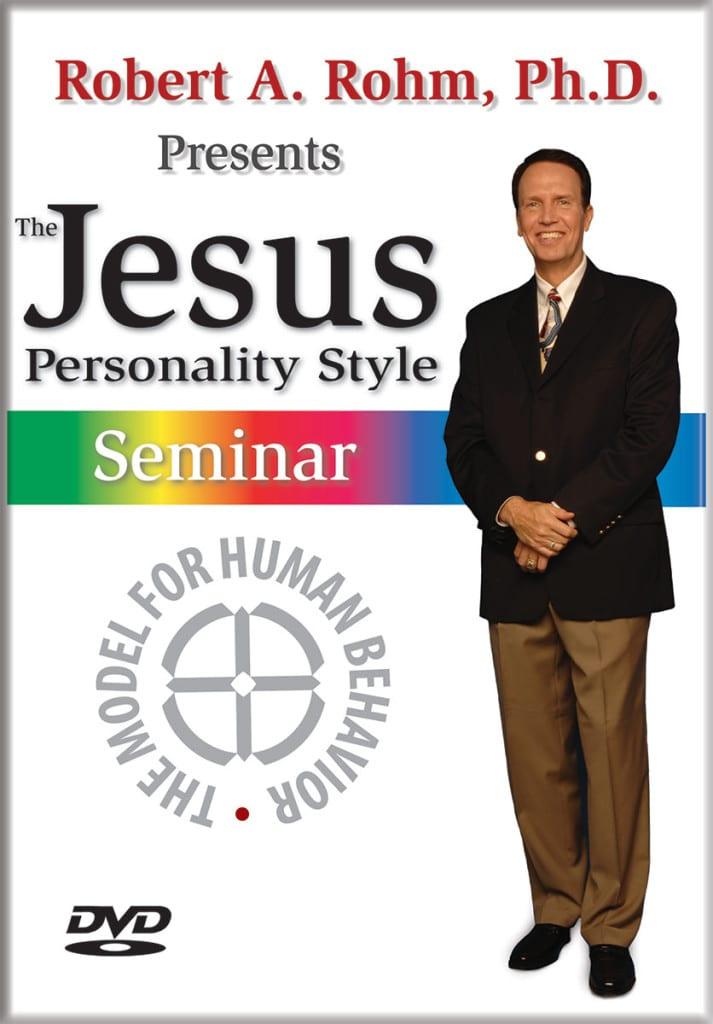 The Jesus Personality Seminar (DVD)