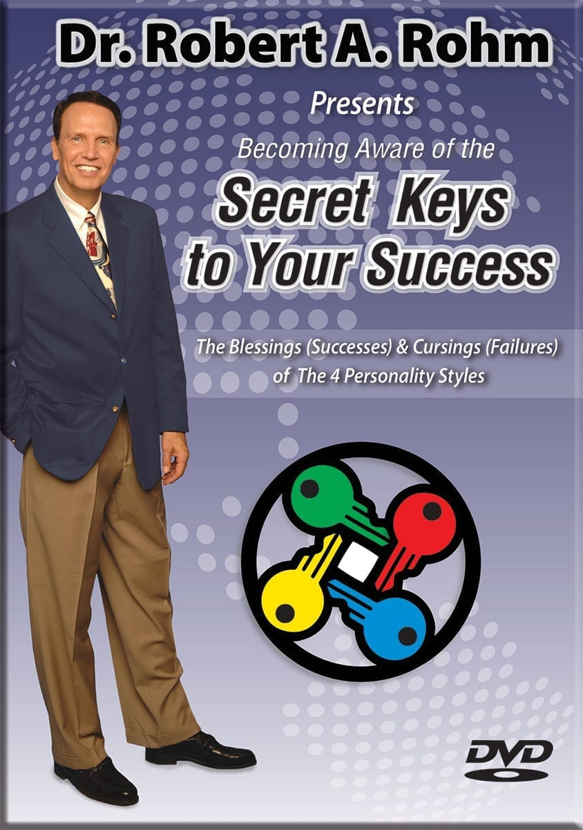 Secret Keys To Your Success (DVD)