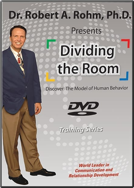 DVD - Dividing The Room By Robert Rohm