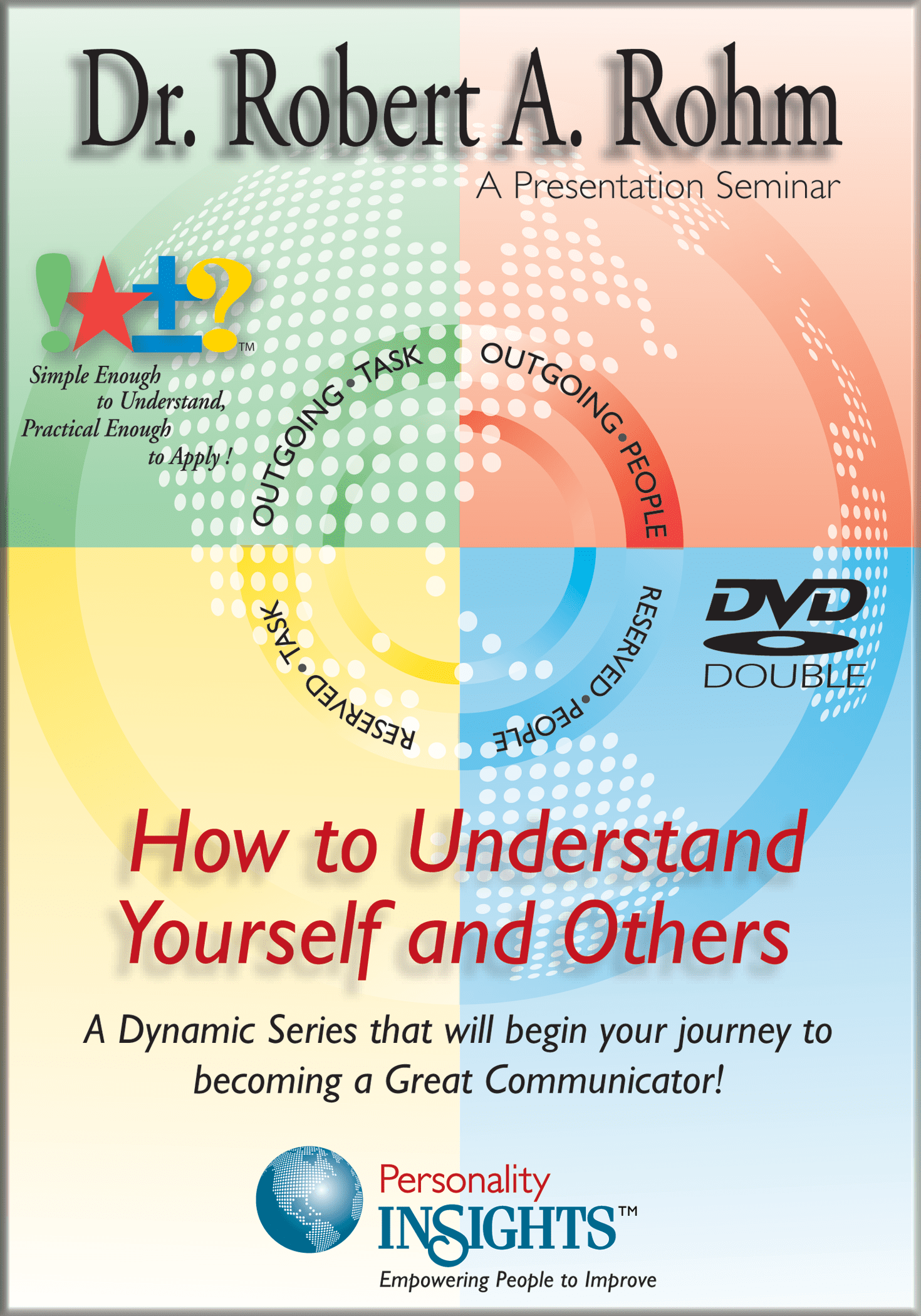 How To Understand Yourself And Others DVD