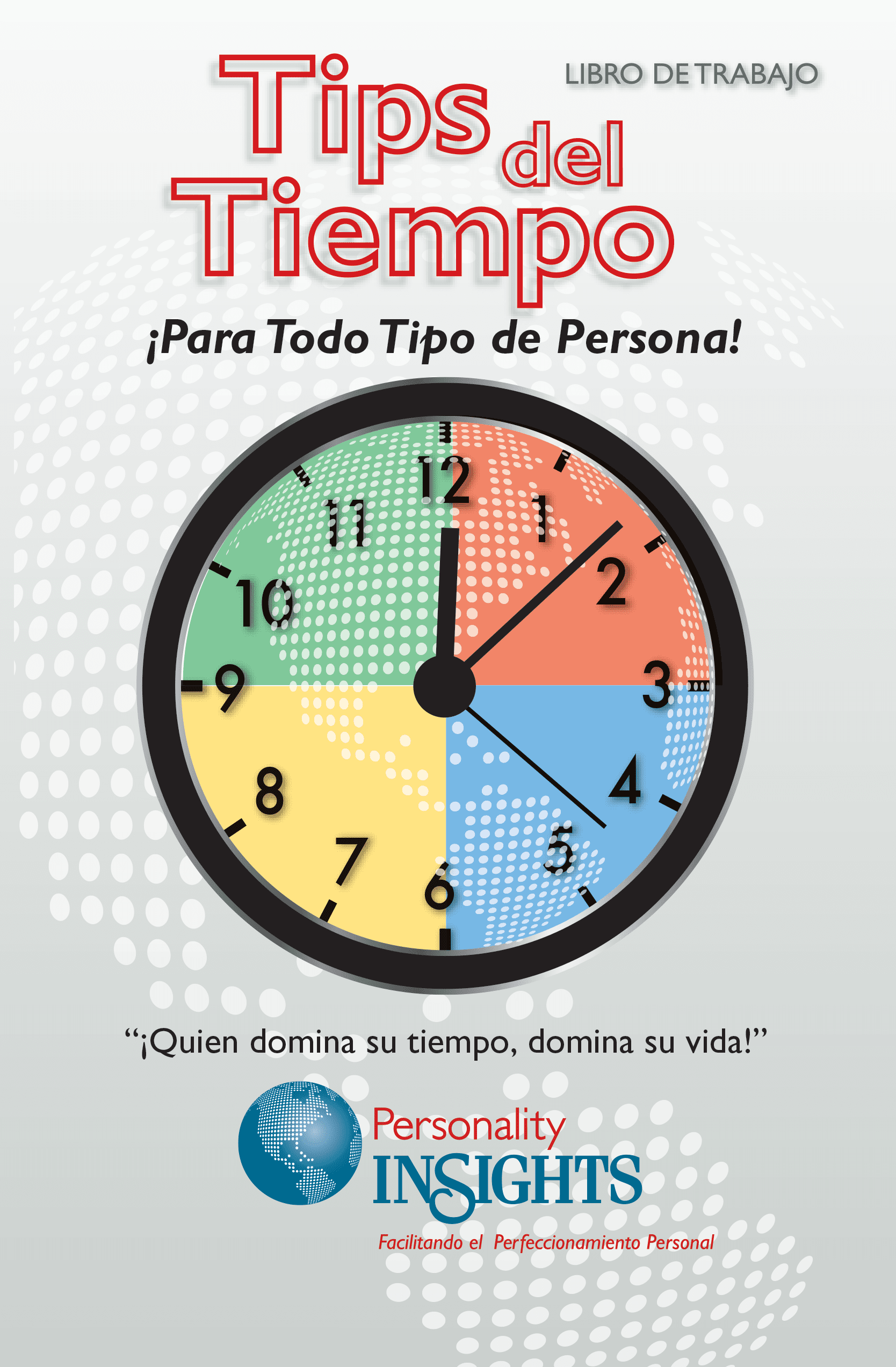 SPANISH – Time Tips Booklet- OUT OF STOCK
