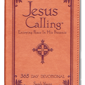 Jesus Calling, 365 Daily Devotional (small size)