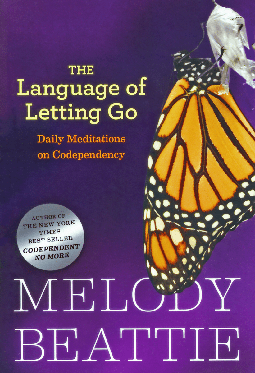 The Language Of Letting Go, By Melody Beattie