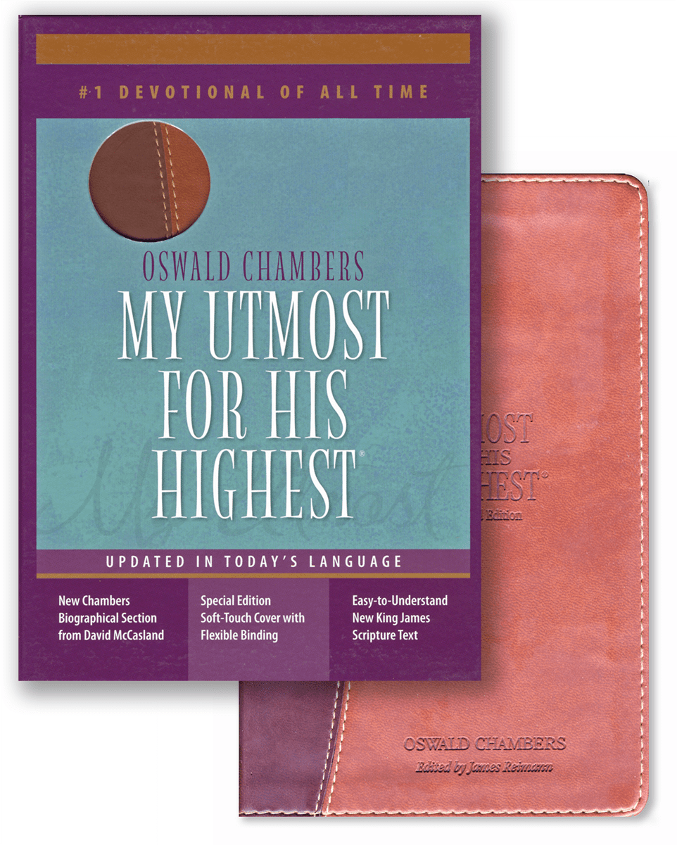 My Utmost For His Highest-365 Daily Devotional