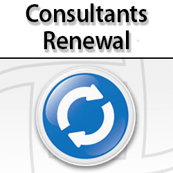 Consultants Renewal