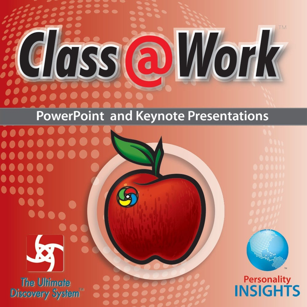 Power Point & Keynote Presentation For English Class@Work