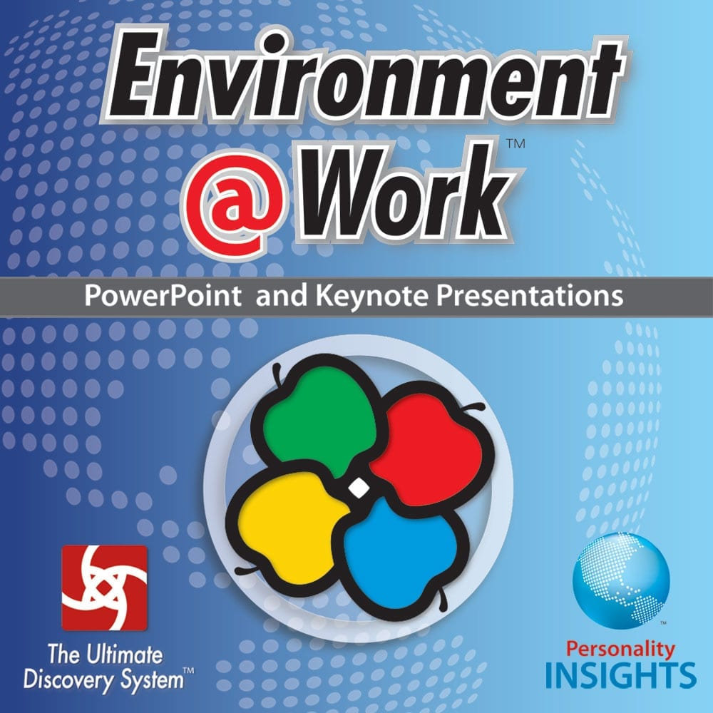 Power Point & Keynote Presentation For English Environment@Work