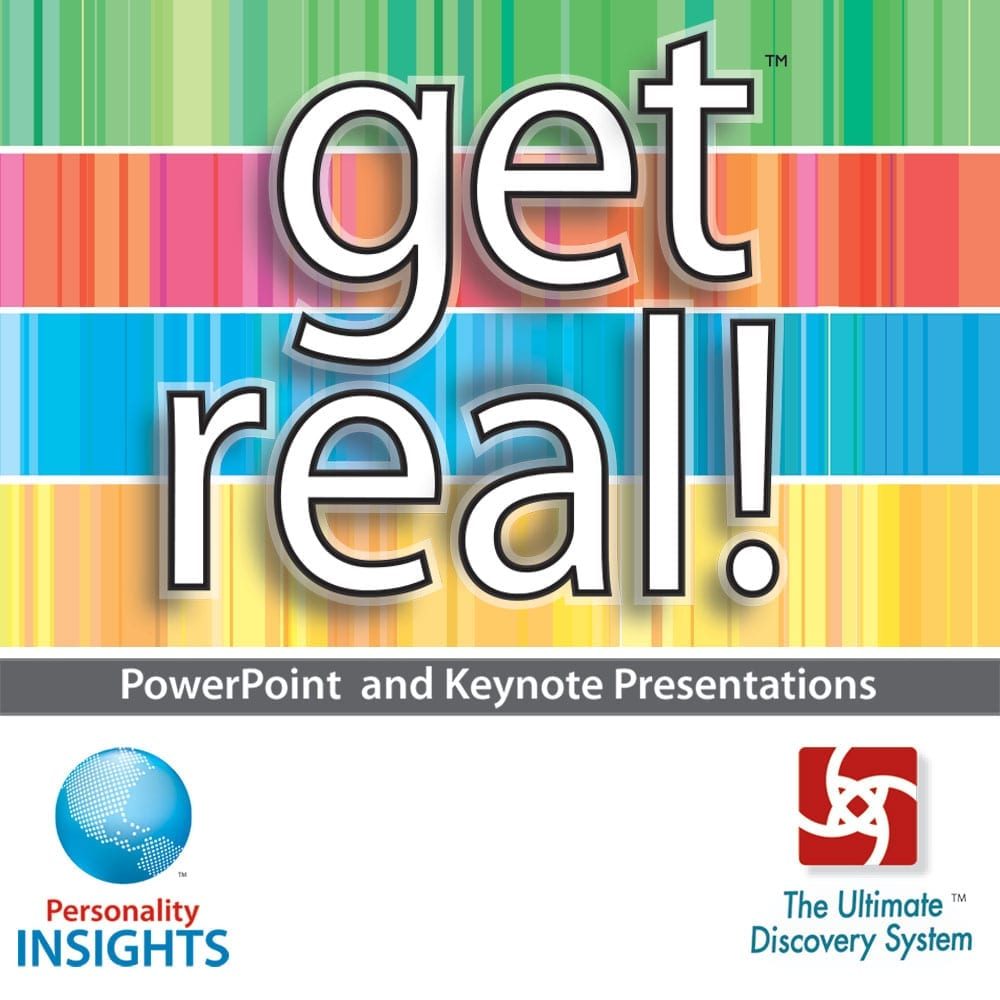 Power Point & Keynote Presentation For English Get Real