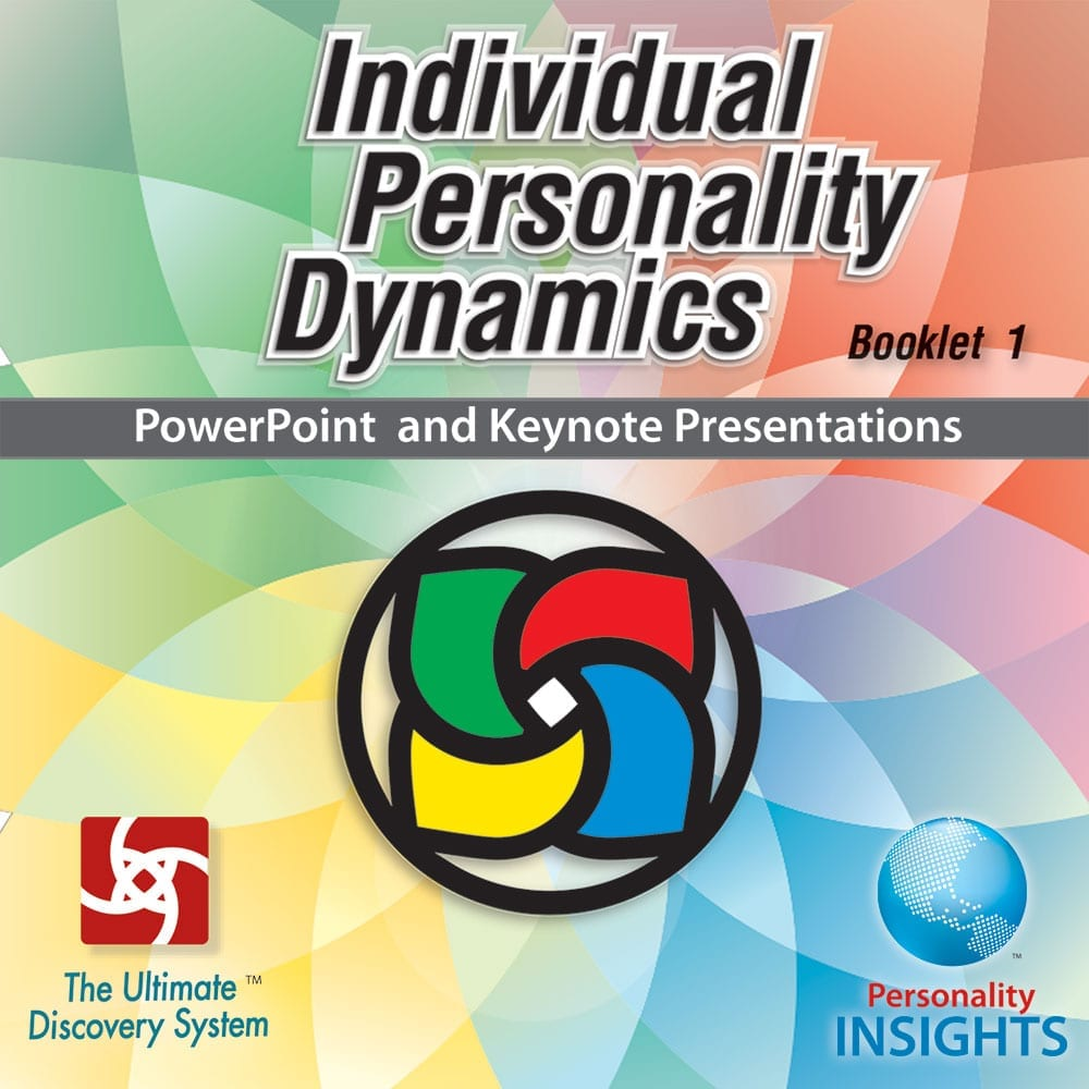 Power Point & Keynote Presentation For English Individual Personality Dynamics