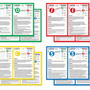 Leadership Flip Charts (Set of 4)