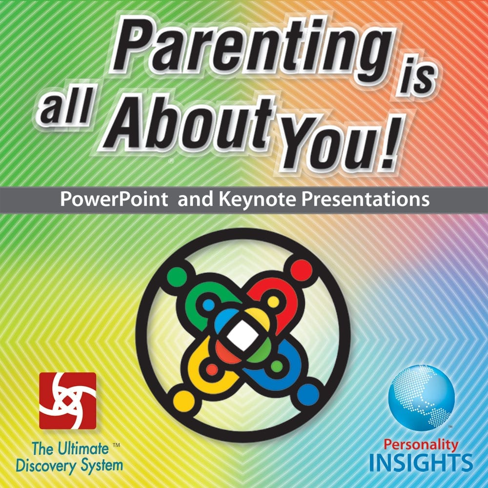 Power Point & Keynote Presentation For English Parenting Is All About You!